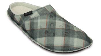 Crocs Classic Plaid Slipper